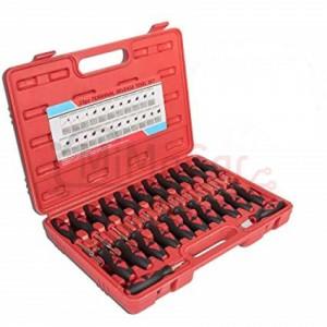 Tool set for terminals (23...