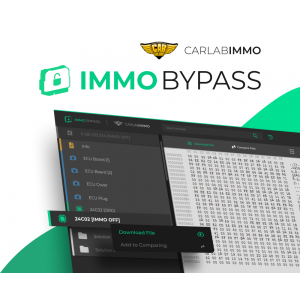 Immo Bypass Software